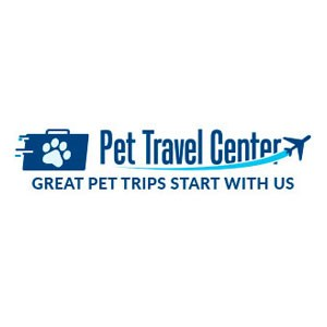 pet travel center website logo