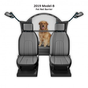 Pet Net Barrier parts included from Travelin K9